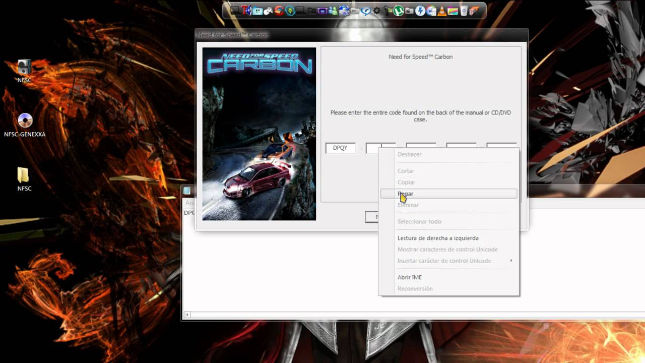 Need For Speed Carbon Para Pc En Espanol Completo 1 Link