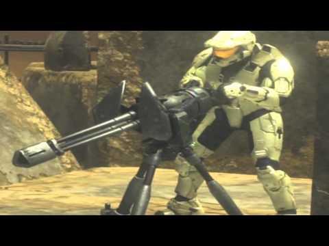 War: Attack on Arcadia (Halo 3 Machinima) [Full Movie]