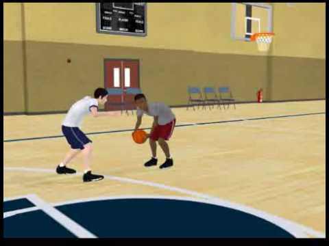 Basketball Training Defense | On The Ball Defense
