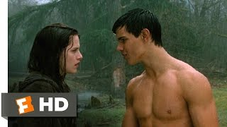 The Twilight Saga: New Moon (8/12) Movie CLIP We Can't