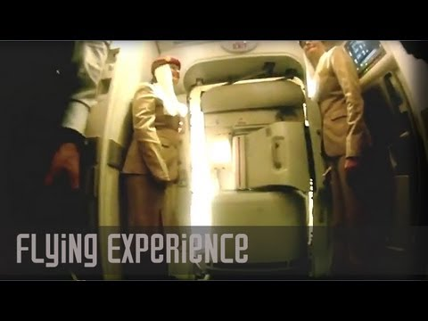 Airbus A380 Complete In-flight Economy Experience Emirates Airlines | DXB - JFK | Watch in HD 1080p