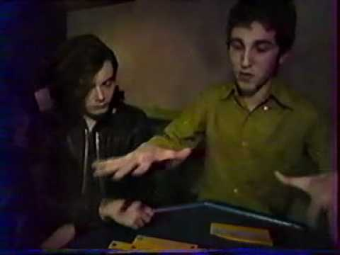 DAFT PUNK unmasked interview 1995