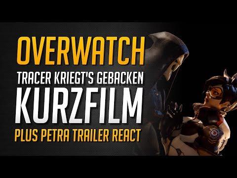 TRACER KRIEGTS GEBACKEN KURZFILM | HighscoreHeroes REAGIERT auf PETRA TRAILER ★ Overwatch HD