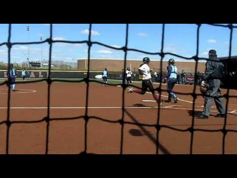 Harvard Softball vs. Columbia: April 6, 2012