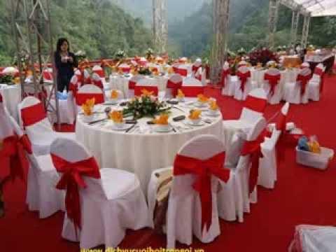 Cưới hỏi trọn gói tại Bắc Ninh - 0988777886 - Cho thuê phông bạt, bàn ghế đám cưới