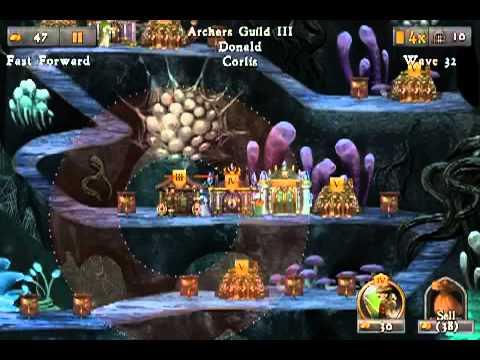 Defender Chronicles 2 Melwen Underfell Legendary walkthrough