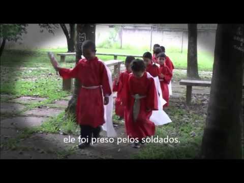 A VERDADEIRA HISTÓRIA DA PÁSCOA - COLÉGIO CASTELO