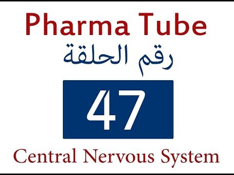 Pharma Tube - 47 - CNS - 11 - Epilepsy and Antiepileptic Drugs [HD]