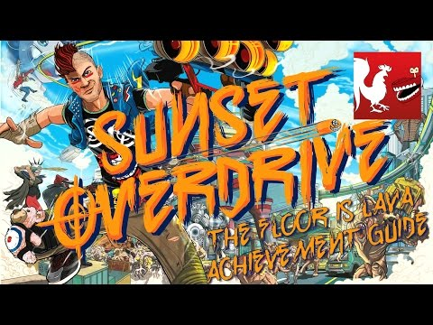 Sunset Overdrive - The Floor Is Lava Guide
