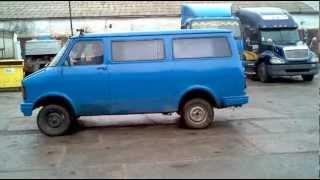 СЭМПО-ТЕХНИЧКА (Opel Bedford Blitz, 1981) - 001.avi