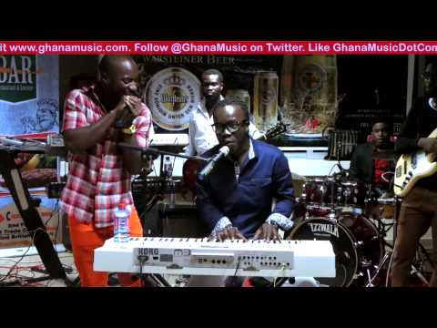 Akwaboah & Kwabena Kwabena - - Perform together @ Akwaboah video premiere |