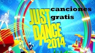 Tutorial Como Descargar Canciones Just Dance 2014 GRATIIS