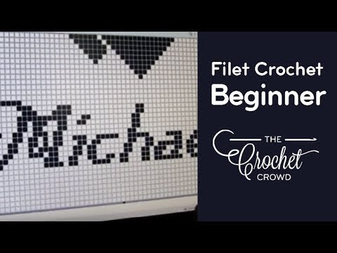 How to crochet a picot edging | Video « Wonder How To