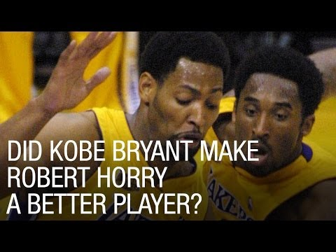 Kobe Bryant dissed by Robert Horry