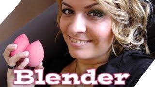 EbruZa – 2 Eier – Beautyblender vs. Ebelin Ei Review inkl. Zuschauerfragen