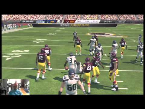 Madden NFL 25 - Online Ranked vs Russell Wilson And The Seattle SeaHawks