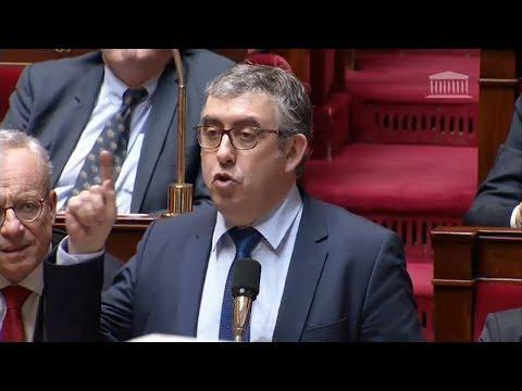 M. Vincent Descoeur - Réduction de la vitesse maximale autorisée