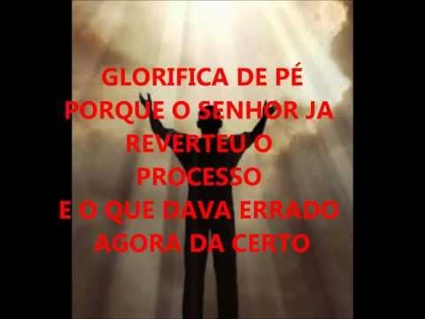 MARCOS ANTONIO - GLORIFICA DE PÉ PLAY BACK