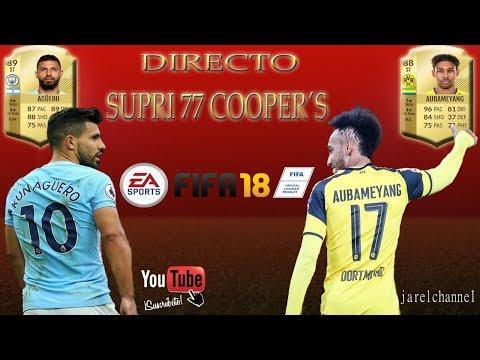 DIRECTO FUT CHAMPIONS-FIFA 18-ANIVERSARIO DE FUT
