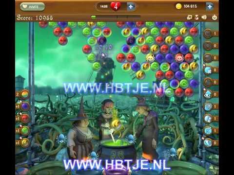 Bubble Witch Saga level 107