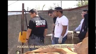 MP denuncia dois policiais civis por participa��o em assassinato de Eliza Samudio