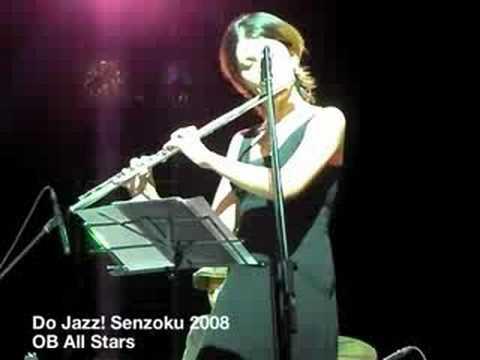 Do jazz Senzoku 2008 OB All Stars 2