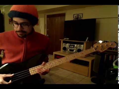 Radiohead - 15 Step (Bass Cover)
