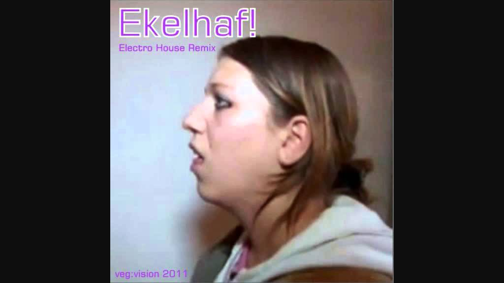 Nadine The Brain - Ekelhaf! (Electro House Remix) - YouTube