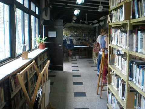 Biblioteca Florentino Ameghino, Luis Guillon.