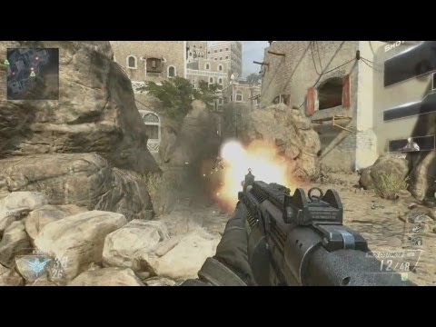 Black Ops 2 - Multiplayer Gameplay Trailer (Call of Duty BO2 Multi Player Game Play Official), THUMBS UP FOR BLACK OPS 2 MULTIPLAYER GAMEPLAY!! #TEAMTMART 4v4 Zombies Game Mode: http://www.youtube.com/watch?v=L5bvZ1VZtPw Black Ops 2 Villain Trailer: ht...