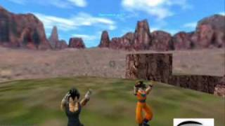 Earths Special Forces (ESF) Fusiones Dragon Ball Z