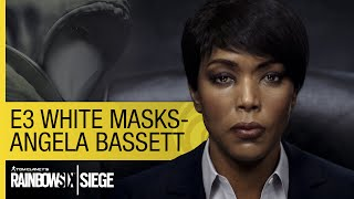 Tom Clancy's Rainbow Six Siege Official – E3 2015 White Masks Reveal – Angela Bassett