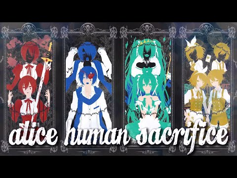 Alice Human Sacrifice [German Fancover]