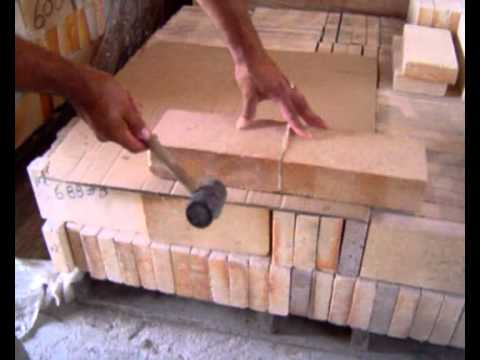 Como hacer ladrillos refractarios