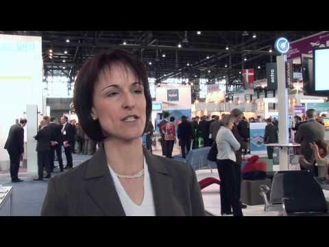 Conference Interview - Kerstin Bitterer, Frankfurt Airport Services Worldwide, Germany