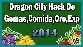 Hack De Gemas,Comida,Oro,Exp Funcionando 2014 Dragon City