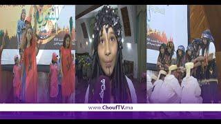 بالفيديو..أطفال أسرة الأمن الوطني يخلدون احتفالات عيد العرش من مهرجان افران للتراث  الشعبي       خارج البلاطو
