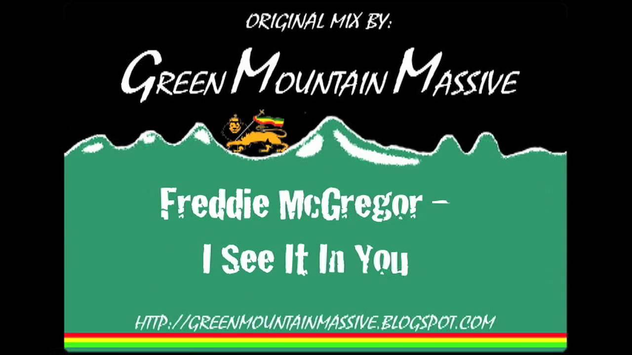 Freddie McGregor Mr McGregor