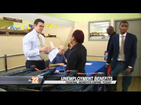 Extended Federal Unemployment Benefits End