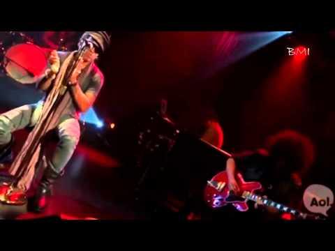 Lenny Kravitz Again AOL Sessions Subtitulada Españ