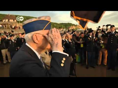 Veterans and world leaders attend D-Day commemorations | Journal