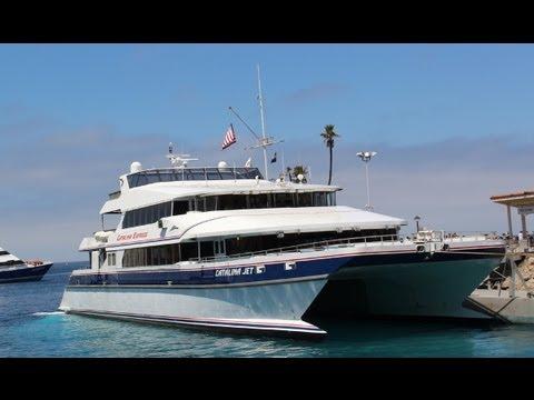 Catalina Express - Jet Catamaran Ferry