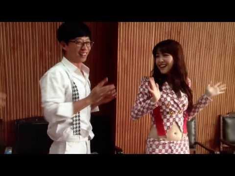 런닝맨 아이돌안무연습영상 편집본 Runningman are practicing K-POP idol dance