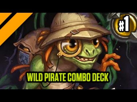 Day[9] Hearthstone Decktacular #301 - Wild Pirate Combo Deck