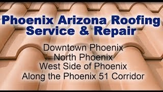 Phoenix Roof Repair Services By Arizona Native Roofing