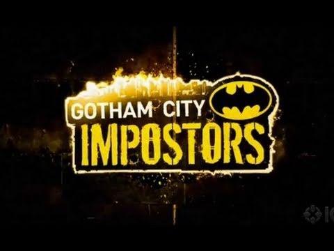 Gotham City Impostors: новый трейлер