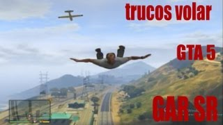 Gta 5 Como Volar Truco Clave Cheats Codes Fly Grand Theft