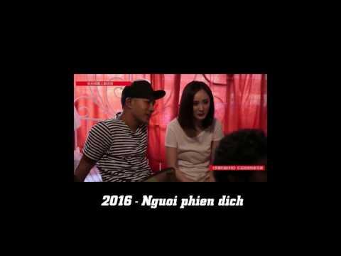 Uy Mịch luyến - Lưu Khải Uy đến trường quay phim của Dương Mịch 2015 - 2016