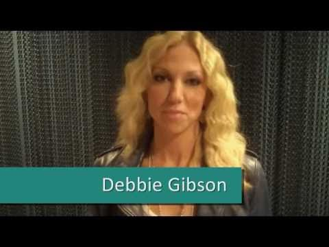 Debbie Gibson - 100 Voices of Hope - Ovarian Cancer Awareness