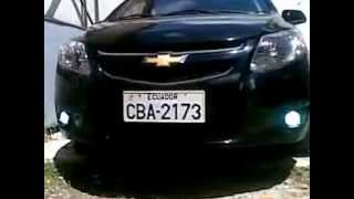 Chevrolet Sail Tuning 2012